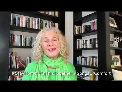 A Message from Carole King - So Far Away 2020