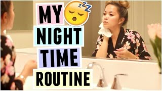 Get UNready With Me! Summer Night Time Routine! by ThatsHeart