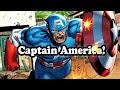 Marvel Super Hero Squad Online Level 40 Captain America