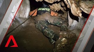 Video Tham Luang Cave Rescue: Against the Elements | Full episode MP3, 3GP, MP4, WEBM, AVI, FLV Maret 2019
