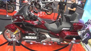 8. Honda Gold Wing Touring DCT/Airbag (2019) Exterior and Interior