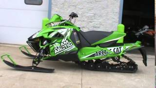 4. 2014 Arctic Cat ZR 9000 RR