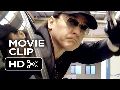 Drive Hard Movie CLIP - Car Chase (2014) - John Cusack, Thomas Jane Action Comedy HD