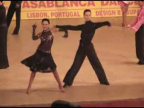 Турнир по спортивным танцам Love Story 2008
