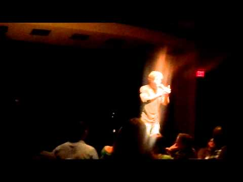Collin Moulton - Comedy Live at Rucker 1.20.2012