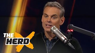 Jose Bautista getting punched demonstrates what's wrong with baseball - 'The Herd' by Colin Cowherd