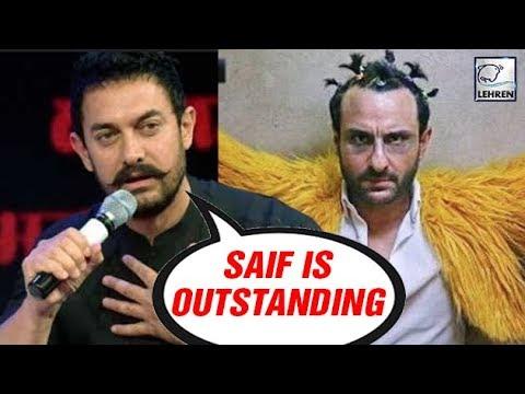 Aamir Khan PRAISES Saif Ali Khan's Kaalakaandi |