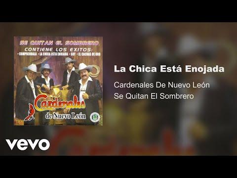 Cardenales De Nuevo León - La Chica Está Enojada (Audio)