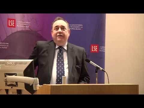 Unabhängigkeit und Verantwortung: die Zukunft von Schottland