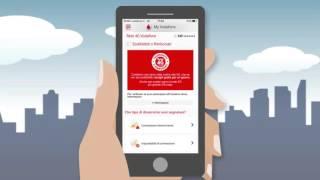 My Vodafone YouTube video