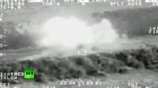 Iraqi Air Force Vs ISIS: Combat Cam Video
