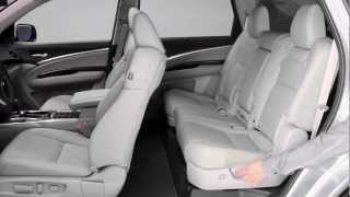 2014 Acura MDX One-Touch Walk-In