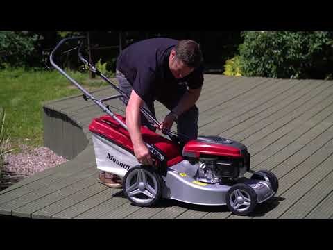 Introduction to the Mountfield SP53H (видео)