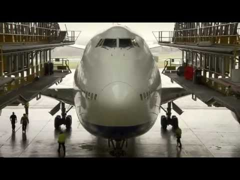 British Airways Boeing 747-400 in D-Check (2012) Documentary about what it takes to overhaul a British Airways' Boeing 747-400