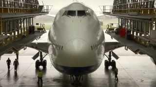 Video British Airways Boeing 747-400 in D-Check MP3, 3GP, MP4, WEBM, AVI, FLV Juni 2018