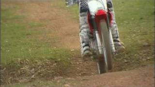 1. MXTV Bike Review - Honda CRF100 2010