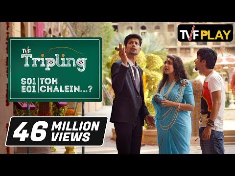 TVF Play | Tripling S01E01 I Watch all episodes on www.tvfplay.com