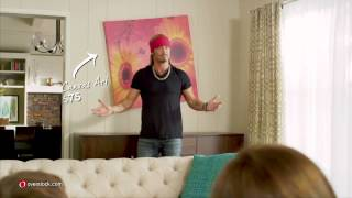 Arrows - Overstock.com w/Bret Michaels - ROCK THIS HOUSE - Home Makeover