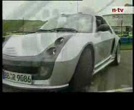 smart roadster brabus VS opel speedster