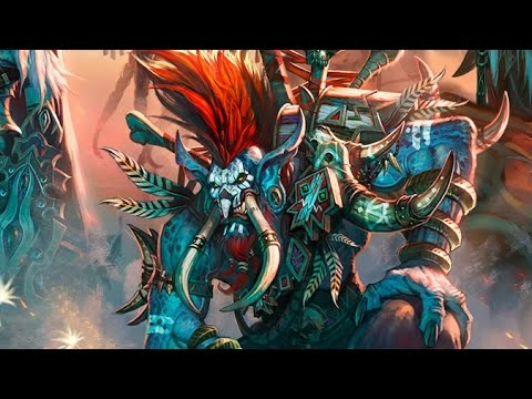 WoW Legion: Битва за Расколотый Берег Орда