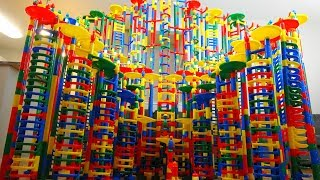 Video Epic Marble Race Tournament Most Thrilling Giant Marble Run MP3, 3GP, MP4, WEBM, AVI, FLV Maret 2018