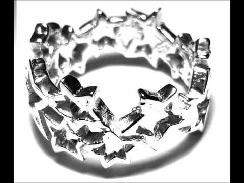 Unusual Sterling Silver Rings