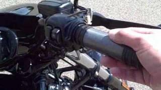 8. 2007 Harley-Davidson VRSCDX Nightrod Special Stk#210161B