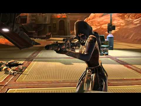 STAR WARS™: The Old Republic™ — Charakterfortschritt— Imperialer Agent
