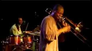 Robin Eubanks and EB3 – Blues for Jimi