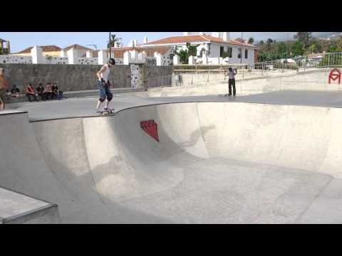 Skate park Tenerife Puerto de la Cruz - description & directions