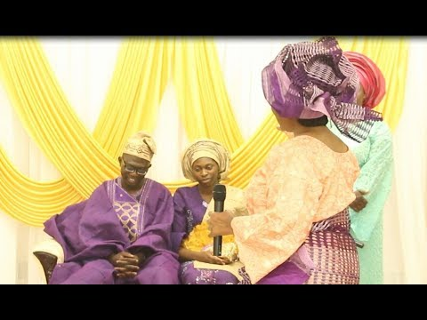 DAMILOLA AND FOLUSEKE TRADITIONAL WEDDING