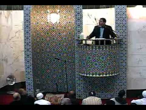 Friday Sermon - The Facts of Death - by Dr. Ahmad Soboh - 4/27/2012