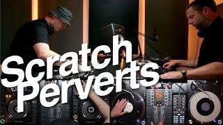 Scratch Perverts - Live @ DJsounds Show 2014