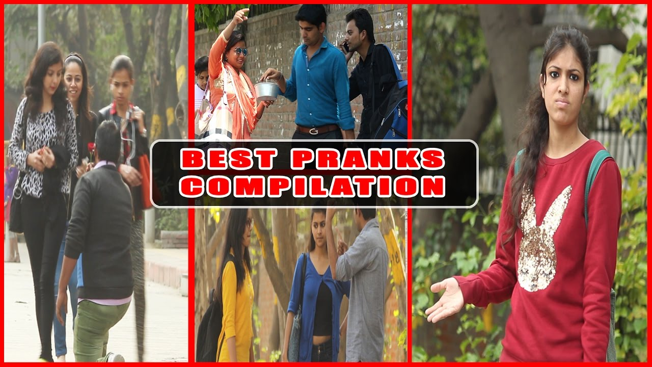 Best Pranks Compilation – Funny Videos – Prank In India 2017 | THF – Ab Mauj Legi Dilli