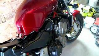 5. Honda 919 CB900F Pair Valve Removal and Flapper mod