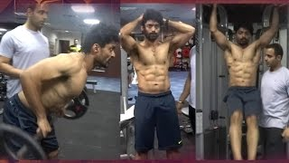 Kalyan Ram Amazing transformation For ISM - Work Out Video