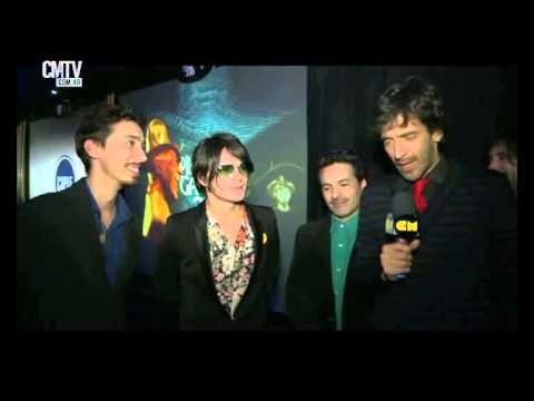 Foxley video Entrevista Entrega de nominaciones - Carlos Gardel 2015