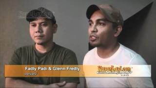 Video Glenn & Fadly: Ariel Adalah Peterpan? MP3, 3GP, MP4, WEBM, AVI, FLV Desember 2017