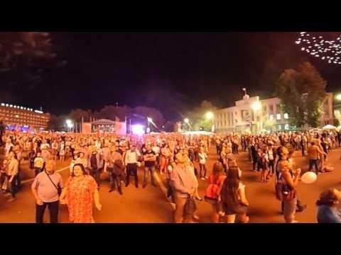 ВЛуки.ру: Праздничный салют на 850 летие города 360°