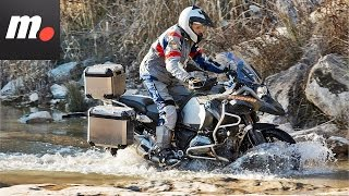 10. BMW R 1200 GS Adventure | Prueba / Test / Review en español | motos.net