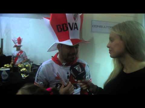 Rodrigo Mora, tras ganar la Copa Libertadores