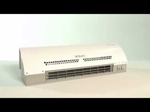 Обзор электрической тепловой завесы Timberk THC WS3 AERO II