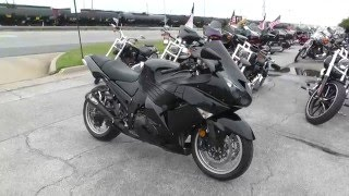 1. 018861 - 2007 Kawasaki Ninja ZX14 - ZX1400A - Used Motorcycle For Sale