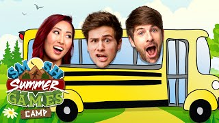FIRST CAMP EXPERIENCES (Smosh Summer Games)