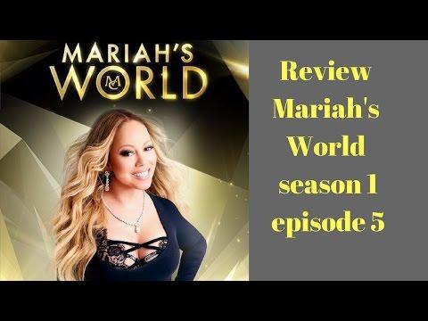 Review Mariah's World season 1 ep 5 😍 😀