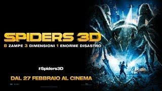 Nonton Spiders 3d   Trailer Italiano  Hd  Film Subtitle Indonesia Streaming Movie Download