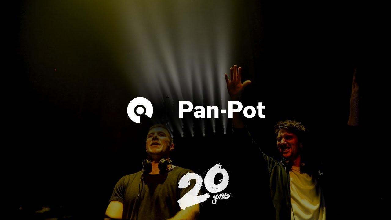 Pan-Pot - Live @ Awakenings 20 Year Anniversary 2017