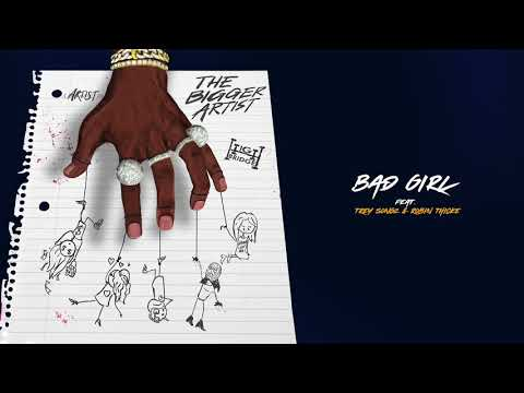 A Boogie Wit Da Hoodie - Bad Girl (feat. Trey Songz & Robin Thicke) [Official Audio]