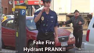 """FIRE HYDRANT PARKING TICKET PRANK!! In this video, we decided to give strangers tickets because they parked by a """"fire hydrant"""". They end up getting a huge surprise ;)Thank you guys for watching this weeks episode on MoeAndET!Follow us on social media, We want to connect with you all  in real life :)Instagram:http://instagram.com/moebradberryhttp://instagram.com/EthanbradberryTwitter:https://twitter.com/Ethanbradberryhttps://twitter.com/MoeBradberryFacebook:https://www.facebook.com/EthanbradberryFor permission to use this video or other Media / Business inquiries/interview request, Email us here: moeandet@gmail.com"""
