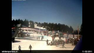 Monts Jura Catheline webcam time lapse 2010-2011